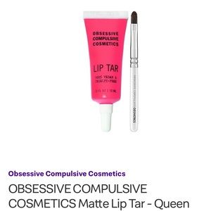 OCC Lip Tar- Queen